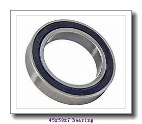 45 mm x 58 mm x 7 mm  CYSD 6809-2RS deep groove ball bearings