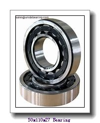 50 mm x 110 mm x 27 mm  KOYO NJ310R cylindrical roller bearings
