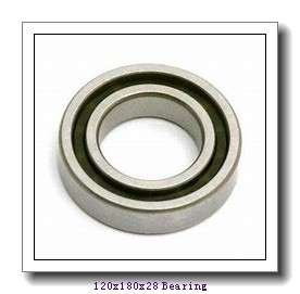120 mm x 180 mm x 28 mm  KOYO 6024NR deep groove ball bearings