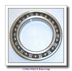 120,000 mm x 180,000 mm x 28,000 mm  NTN 6024Z deep groove ball bearings