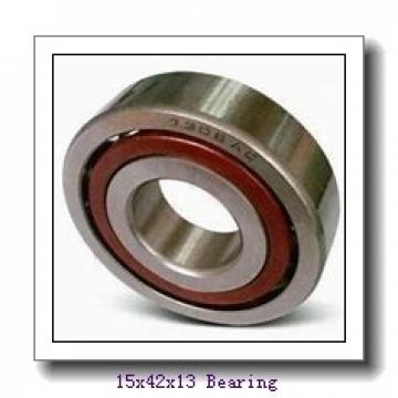 15 mm x 42 mm x 13 mm  CYSD 7302B angular contact ball bearings