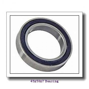 ISO 71809 C angular contact ball bearings
