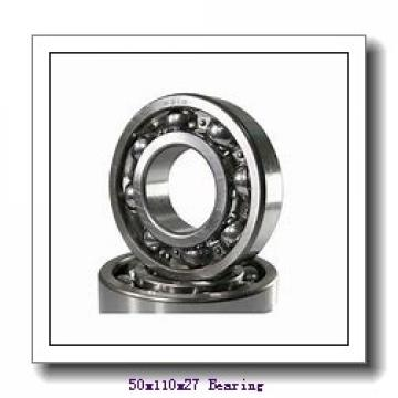 50 mm x 110 mm x 27 mm  SIGMA N 310 cylindrical roller bearings