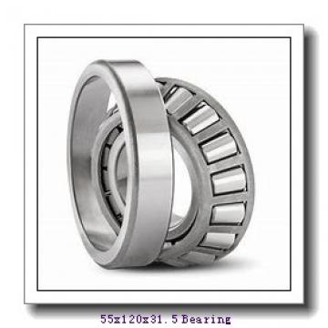 55 mm x 120 mm x 29 mm  NKE 30311 tapered roller bearings