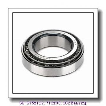 66.675 mm x 112.712 mm x 30.048 mm  KBC 3994/3920 tapered roller bearings