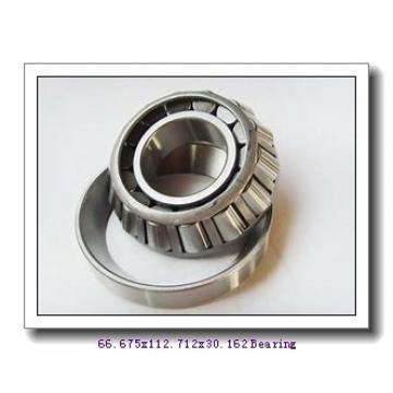 66,675 mm x 112,712 mm x 30,162 mm  ISO 39591/39520 tapered roller bearings