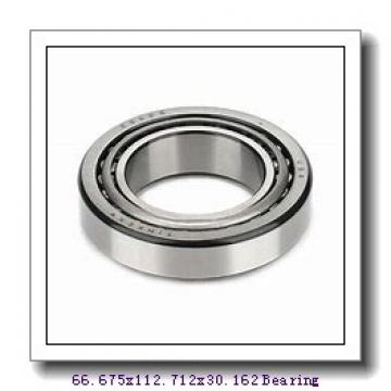66,675 mm x 112,712 mm x 30,162 mm  NSK 39590/39520 tapered roller bearings