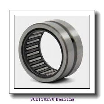 NBS cylindrical roller bearings 80x110x30 Bearing