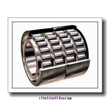 170 mm x 310 mm x 52 mm  NKE NJ234-E-M6+HJ234-E cylindrical roller bearings