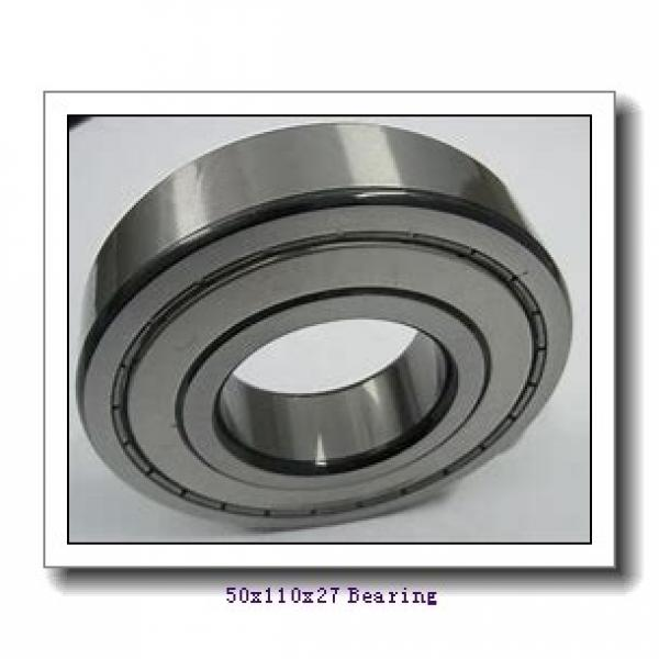 50 mm x 110 mm x 27 mm  KOYO NUP310 cylindrical roller bearings #1 image